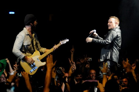 The Edge y Bono se unen a la Junta de Fender