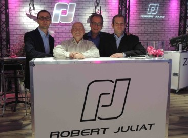 A.C.T Lighting se convierte en el distribuidor exclusivo de Robert Juliat en Estados Unidos