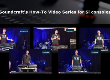 "Soundcraft lanza serie de videos en línea ""How To"""