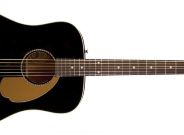 Fender Acoustic Custom Shop lanza la guitarra acústica Tom Petty Kingman