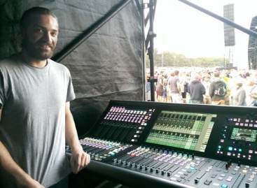 La consola SSL Live se une al Festival World of Music, Arts and Dance (WOMAD) 2014
