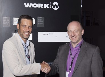 Shure Distribution UK distribuirá los productos WORK Pro