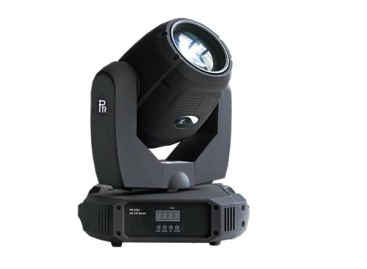 PR Lighting Ltd presenta el cabezal móvil XR 330 Beam