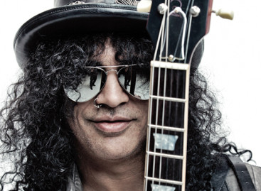 Slash recibirá Premio Les Paul en NAMM 2015