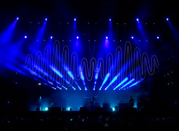 Artic Monkeys y Robe en Brasil