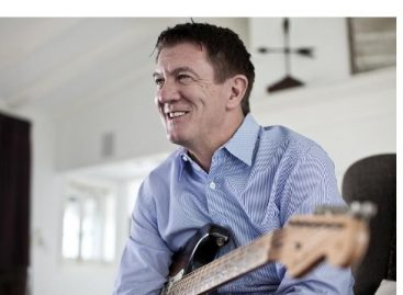 Andy Mooney es el nuevo CEO de Fender Musical Instruments Corporation