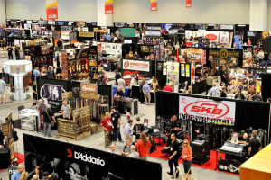 Summe NAMM 2015 expositores