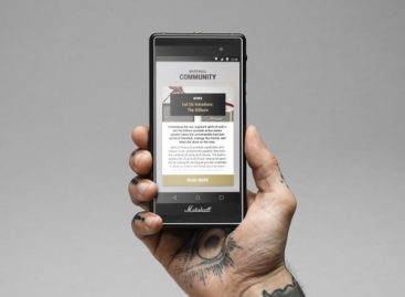 Marshall lanza smartphone Marshall London
