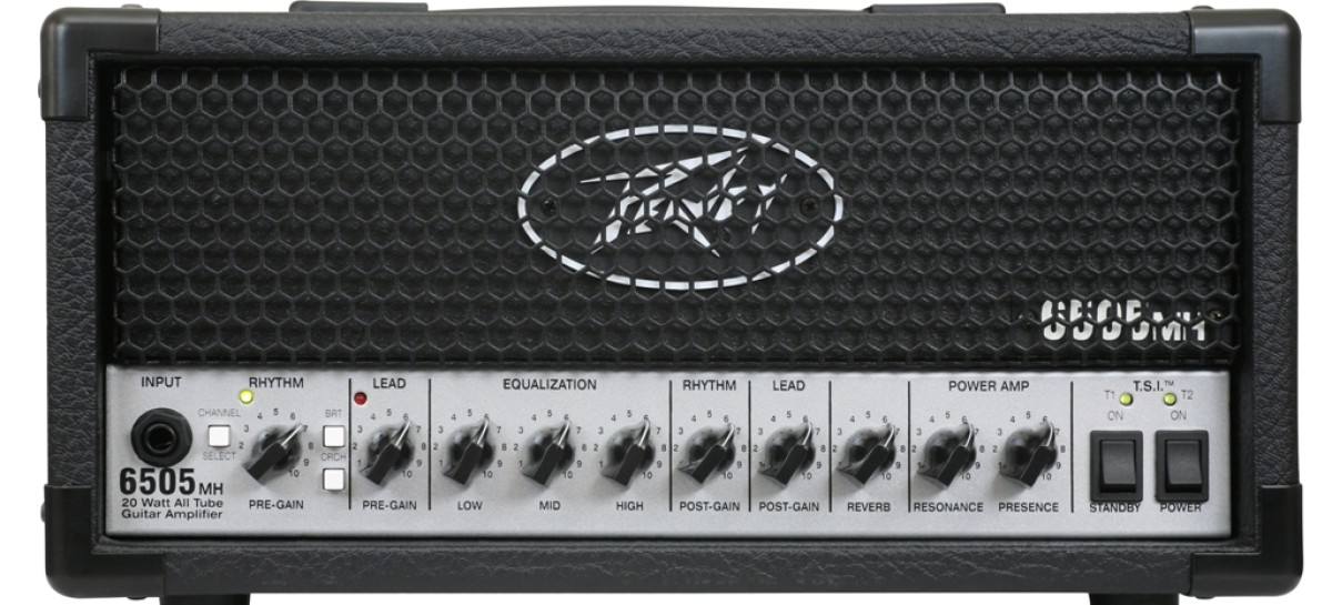 Disponible amplificador para guitarra 6505 MH Micro Head de Peavey