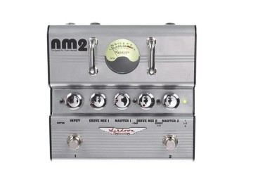 Disponible el pedal NM2 – Nate Mendel Double Drive de Ashdown