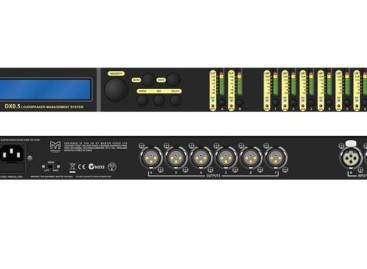 Martin Audio DX0.5 actualiza el software del controlador