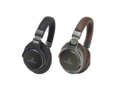 Los auriculares ATH-MSR7 SonicPro de Audio-Technica ganan premio Best of Year 2015