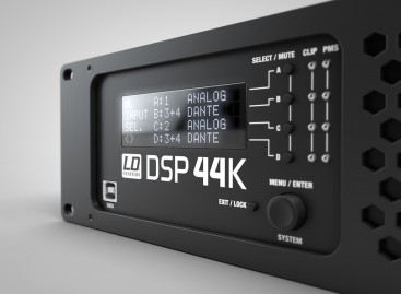 Lo nuevo de Adam Hall Group estará presente en Prolight + Sound Frankfurt