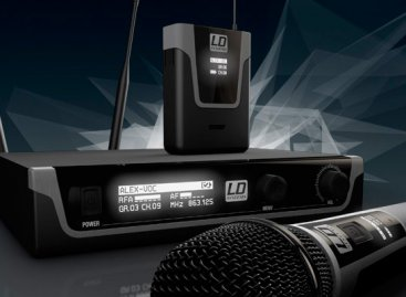 Disponible la serie U500 de LD Systems