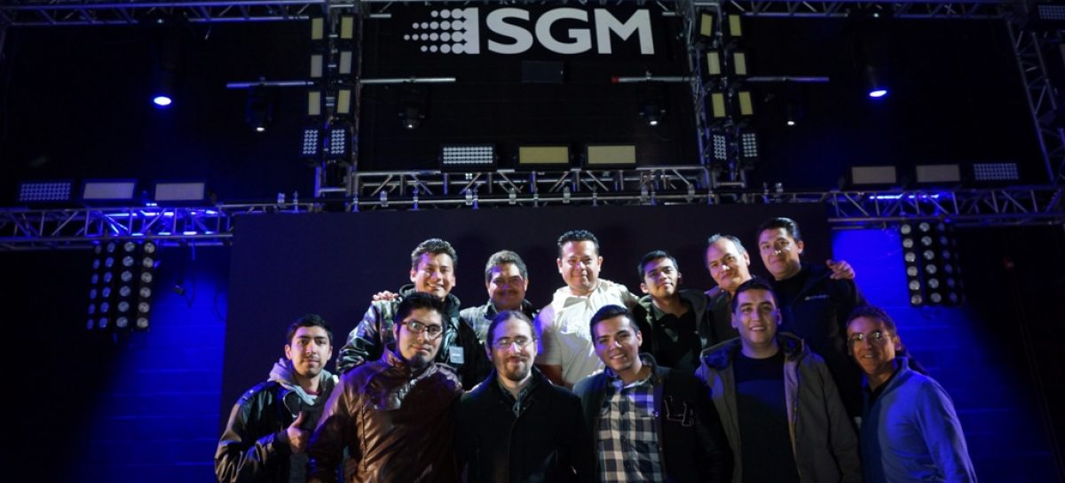 La SGM International Training Academy realizó su 3er seminario en México