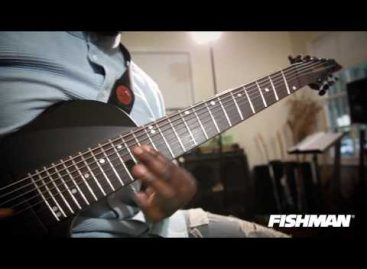 Tosin Abasi, Will Adler y la banda Killswitch Engage cuentan con sus Fluence Signature