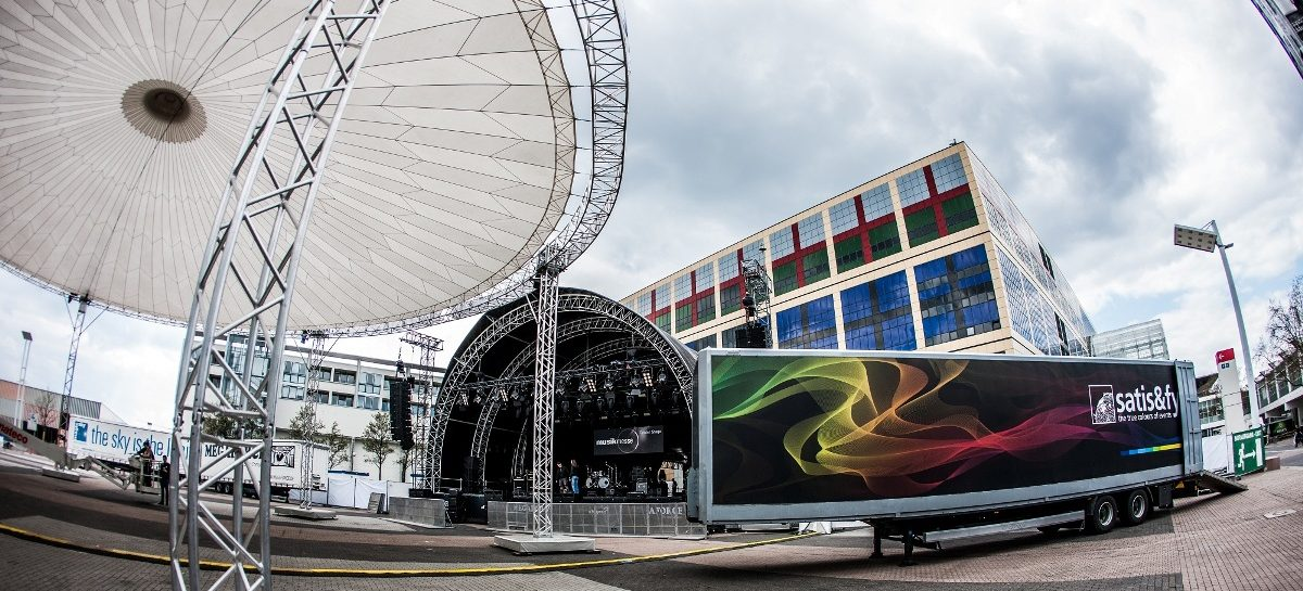 Prolight + Sound: Las luces de Elation se presentarán en el Musikmesse Center Stage