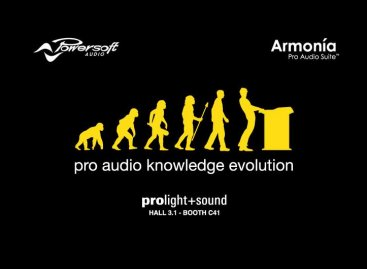 Prolight + Sound 2017: Powersoft brindará entrenamiento durante Prolight + Sound 2017
