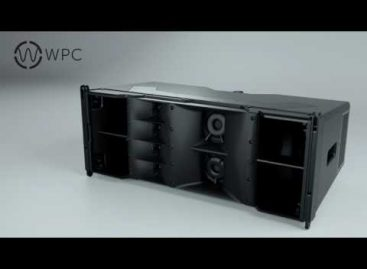 Martin Audio lanza la nueva Wavefront Precision Series de line array