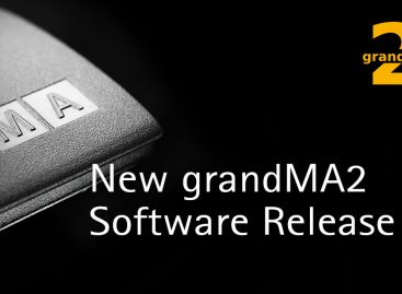 MA Lighting lanza versión 3.3 del software grandMA2