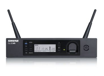 Shure anunció en NAMM el sistema inalámbrico GLX-D Advanced Digital Wireless