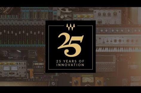 Waves Audio celebra sus 25 años