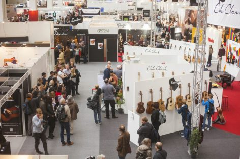 Musikmesse y Prolight + Sound 2018