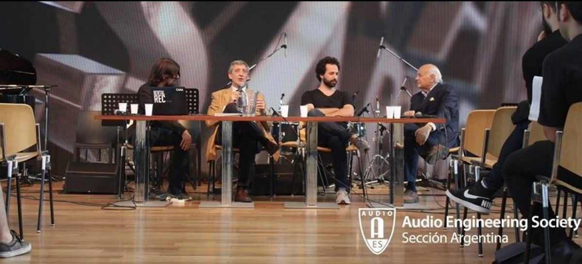 AES Audio Expo 2018 Industria Argentina