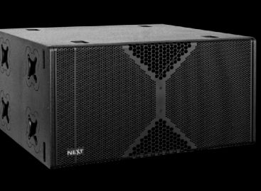 Prolight + Sound 2018: NEXT-proaudio lanza el subwoofer LAs418A