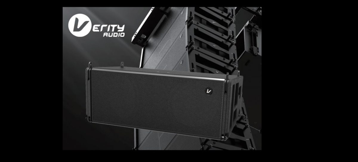 Conociendo un poco al line array IWAC220P de Verity Audio