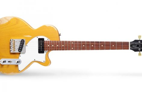 Nueva Sunset TC de Cort Guitars es revelada