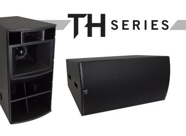 Martin Audio anuncia la serie TH