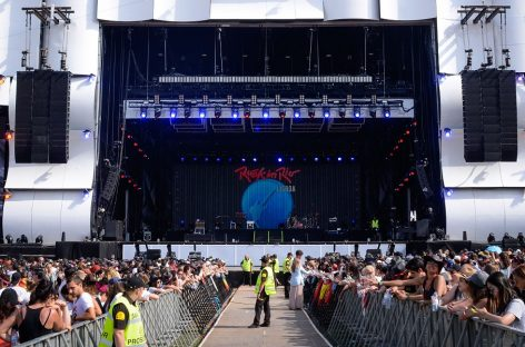 El sistema MLA de Martin Audio retumba en Rock in Rio