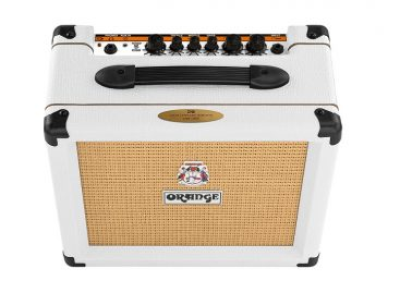 Orange Amplification presenta el amplificador edición limitada White Crush 20