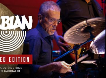 SABIAN celebra a David Garibaldi con The Soul Side Ride