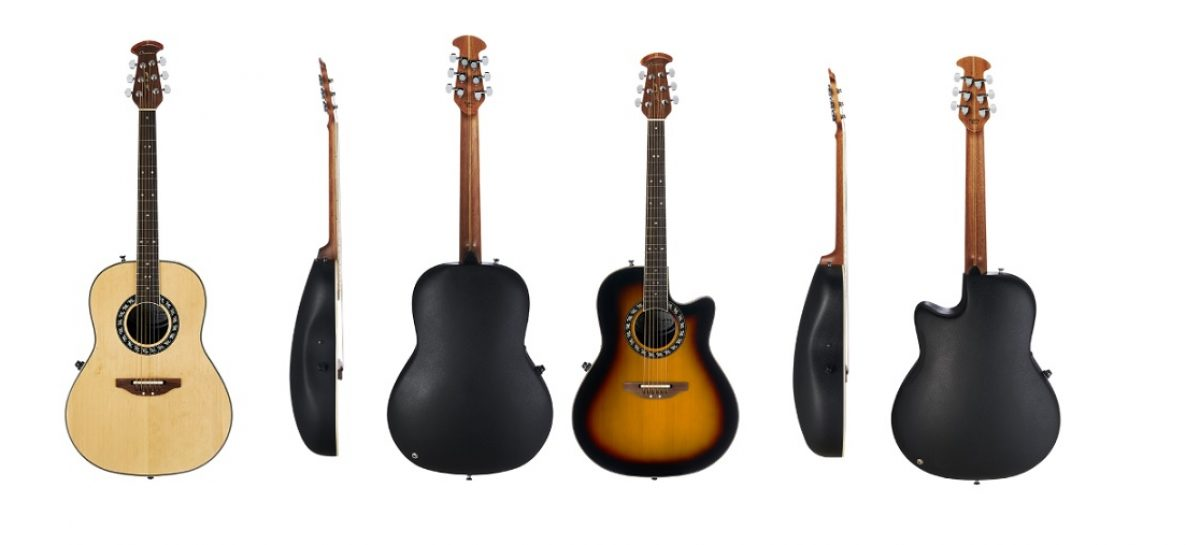 Crece la Glen Campbell Signature Collection de Ovation Guitars