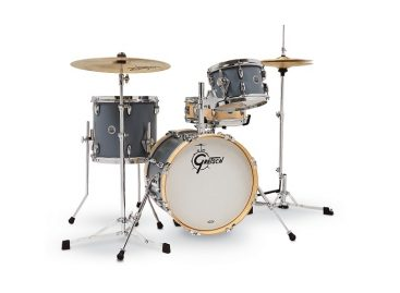 Gretsch Drum presenta el Brooklyn Micro Kit