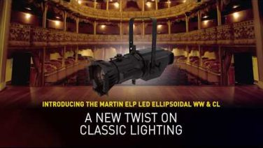 Martin Lighting presenta las luminarias elipsoides ELP LED