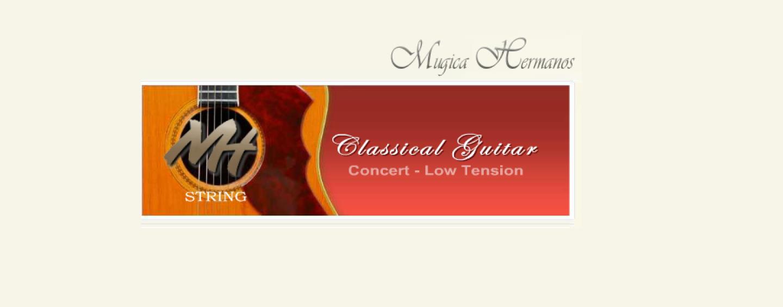 MH Strings Mugica Hnos: Señoras de las cuerdas