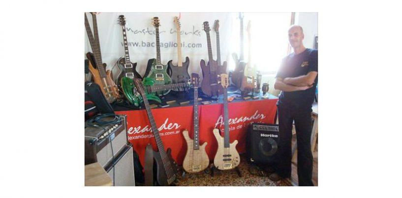 Alexander Guitars y el arte de fabricar