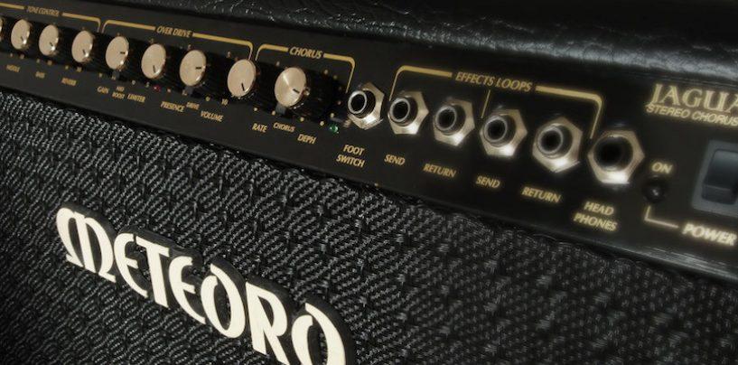 Amplificadores Meteoro: 25 años de crecimento