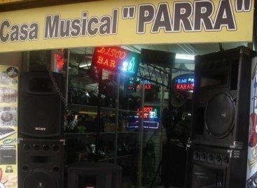 Casa Musical Parra. Crecer en la incerditumbre