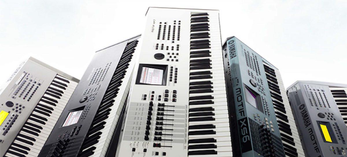 Los 50  años de Yamaha Musical en México