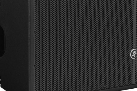 Mackie line array HDA