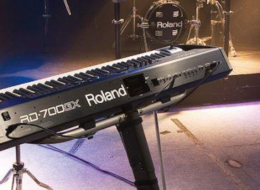 Nuevo piano eléctrico de Roland RD-700GX