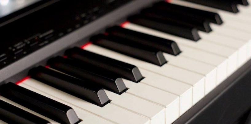 Demostración de los teclados y pianos digitales Yamaha