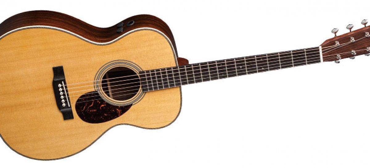 Martin Guitar lanza Serie Retro