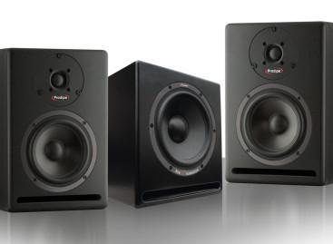 Prodipe: Monitores de estudio activos Pro 5 V2