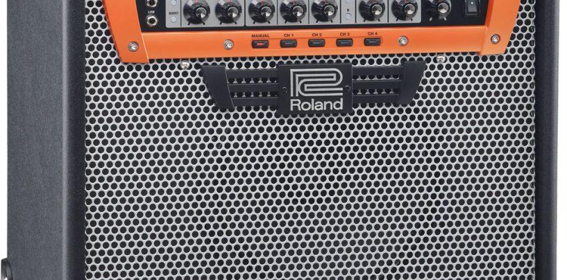 Prolight+Sound 2012: Nuevos transistores para guitarra de Roland