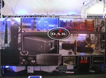 D.A.S Presente en el Mediatech Africa 2011